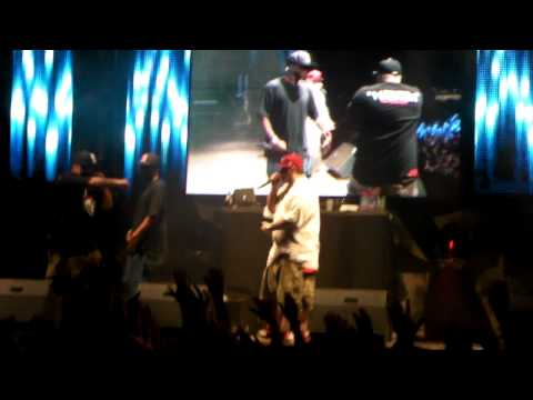 Jedi Mind Tricks & Army of the Pharaohs  -  Blood in Blood out live@touchthelake2010