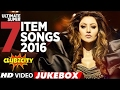 Ultimate super 7 item songs mix latest item song bollywood hot songs mp3