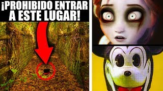 7 Secretos Oscuros que Disney NO Quiere que Sepas
