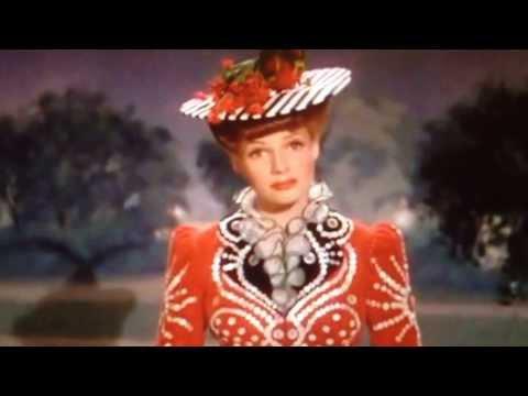 """""""Poor John"""" by Rita Hayworth - Cover Girl (1944) sample"""