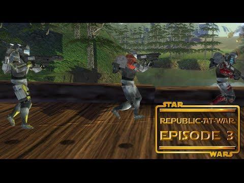 Star Wars: Republic At War (#3) - Отряд Дельта