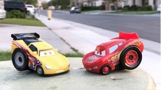 Disney Cars Toys Lightning McQueen and Thomas and Friends Trains