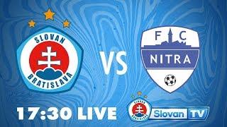 Slovan Bratislava vs Nitra full match