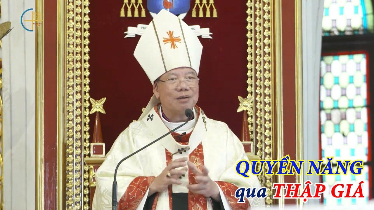 Download Quyền Năng Qua Thập Giá - Đức TGM Giuse Vũ Văn Thiên
