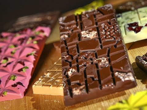 """Tablettes de chocolat """"maison"""""""