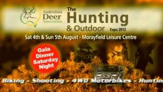 2012 Australian Deer Association, Hunting And Outdoor Expo. Morayfield Queensland