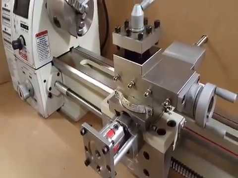GRIZZLY G0768 8X16 LATHE CNC CONVERSION KIT BUILT BY BDTOOLS