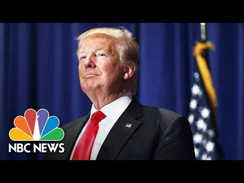 Watch Live: President Donald Trump Speaks From Wisconsin On New Foxconn Facility | NBC News