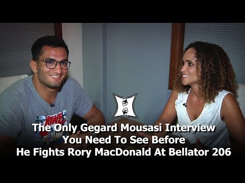 The Only Gegard Mousasi Interview You Need To See Before He Fights Rory MacDonald At Bellator 205