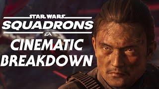 Star Wars: Squadrons - Hunted CG Short Full Breakdown