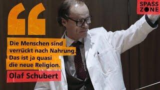 Olaf Schubert: Wie die Welt entstanden wäre: Essen und Trinken