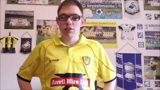 Football shirt stories- Burton Albion home