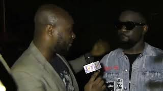 Sarkodie just confirmed Yaw Sarpong collaboration to be released soon.
