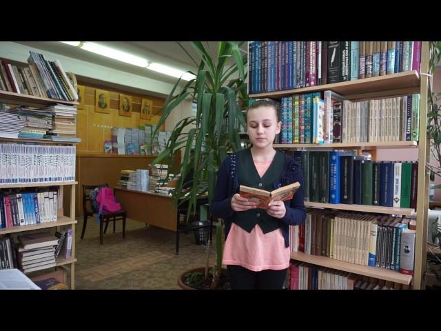 Изображение предпросмотра прочтения – ИринаСамойлова читает произведение «Свинья под дубом» И.А.Крылова