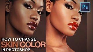 [Photoshop Tutorial] Merubah Warna Kulit (How to Change Skin Color)