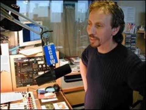 Daniel Lanois - Interview on KCRW|89.9FM