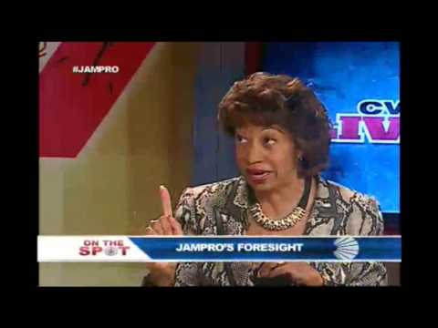 David Houle on Jampro Jamaica