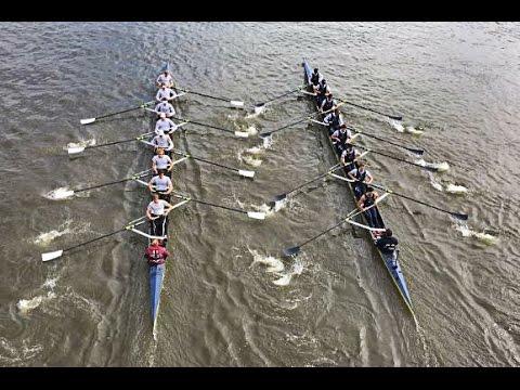 Oxford vs Nereus - Boat Race Fixture 2017