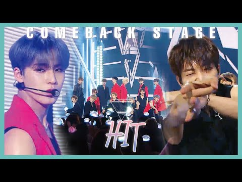 [Comeback Stage] SEVENTEEN - HIT   ,  세븐틴 - HIT  Show Music Core 20190810