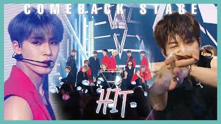 Cover images [Comeback Stage] SEVENTEEN - HIT   ,  세븐틴 - HIT  Show Music core 20190810