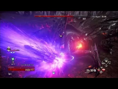 """A very """"unique"""" Hannibal (God Eater 3/Code Vein) 