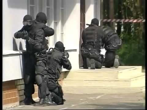 CSO SBU 'ALFA'    Ukrainian special antiterrorist unit