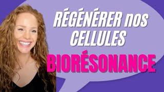 93. Comment régénérer nos cellules grâce à la biorésonance  - Michel Zeiger Gwennoline