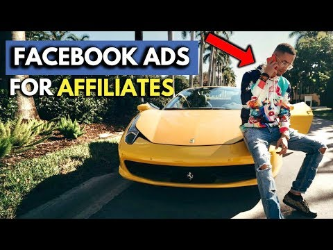 EASILY Create A Facebook Ad For Affiliate Marketing and Clickbank Products 2019