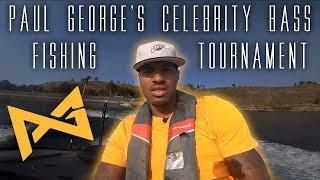 NBA star Paul George a Pro Bass Fisherman??