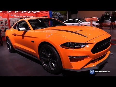 2020 Ford Mustang - Exterior and Interior Walkaround - Debut 2019 New York Auto Show