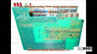 Fuji Electronics Analog Power Supply Repairs @ Advanced Micro Services Pvt. Ltd,Bangalore,India