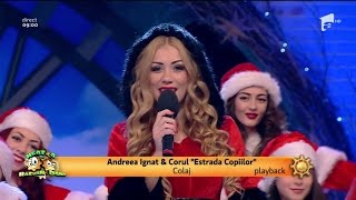 Andreea Ignat & Corul ,,Estrada - ,,Neatza cu Razvan & Dani''