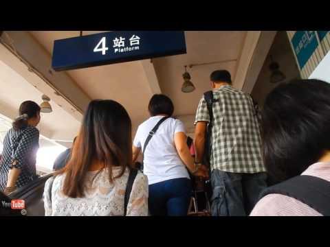 Guangzhou to Dongguan by Train