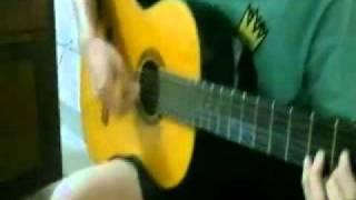 Thầm yêu - Cover guitar