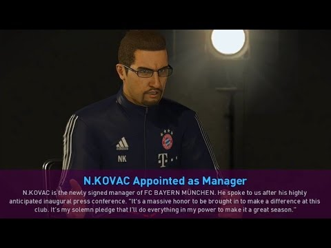 PES 2019 FC Bayern München Manager Kit v1.0 by fifacana