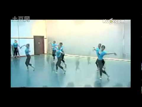 Beijing Dance Academy Classical Dance show case