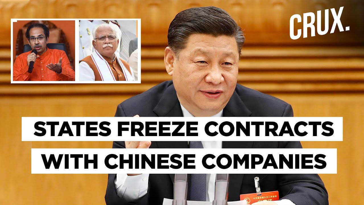 MH: GWM & other Chinese projects worth Rs. 5000 Cr. on hold