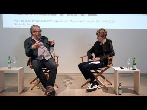 Artist Talk: Tobias Rehberger in Conversation With Theodora Vischer