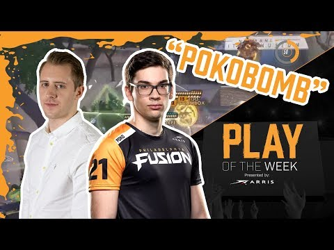 DENYING the Combo with a POKOBOMB | Play of the Week - Presented by Arris