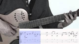 Гимн СССР на гитаре | видео-ноты