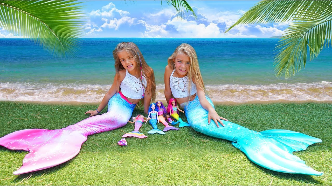 De Sirenas Iris En Dreamtopia Ratitas Se Barbie Las Arco Convierten FclJK1