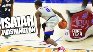Isaiah Washington Brings Out The JELLY!! EMBARRASES Defenders