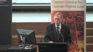 2014 Castan Centre Conference - Michael Kirby