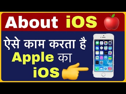 What Is IOS ? | History Of IOS In HINDI | Technical Alokji