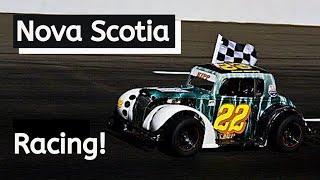 Legends Racing Nova Scotia, Antigonish