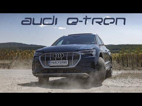 2019 Audi e-tron Review & Test Drive