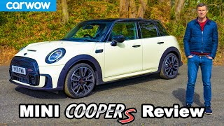 MINI Cooper S 2021 review - better than a VW Polo GTI?