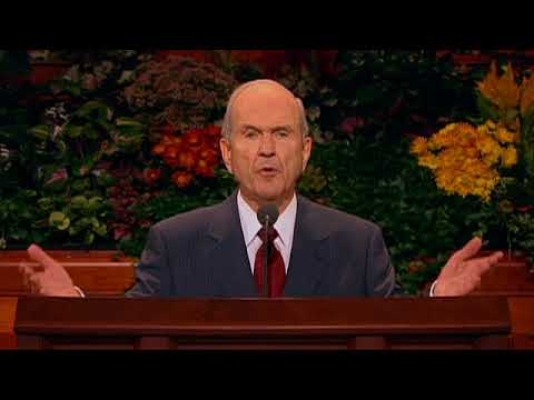 The Book Of Mormon Gathers Scattered Israel (President Russell M. Nelson)