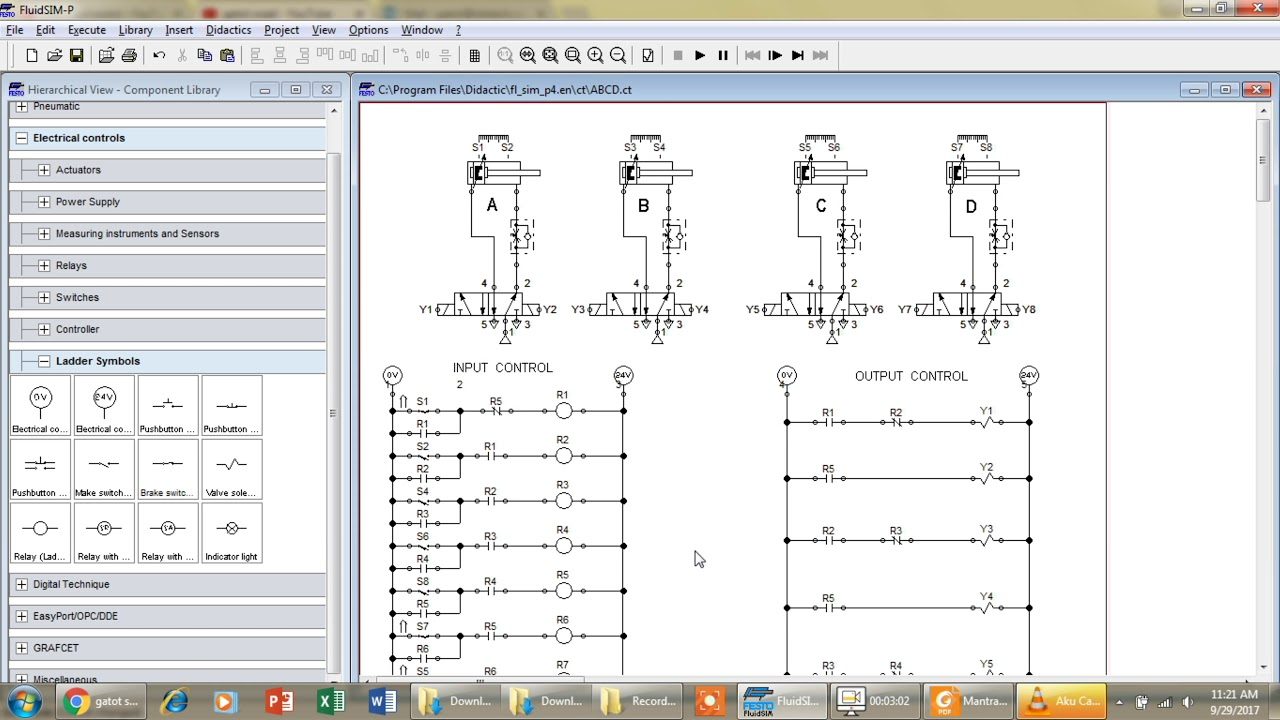 Ladder Programming Tutorial Stlfamilylife Cp1l Plc Wiring Diagram Fluidsim Festo Youtube Saveenlarge House Switch Mitsubishi Logic