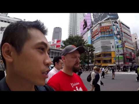 Shibuya Crossing and Ramen Museum | Tokyo, Japan | Digital Nomad Vlog 80